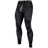 Спортивные штаны venum gladiator 3.0 spats - black black