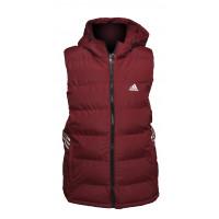 Утепленный жилет adidas perfomance red