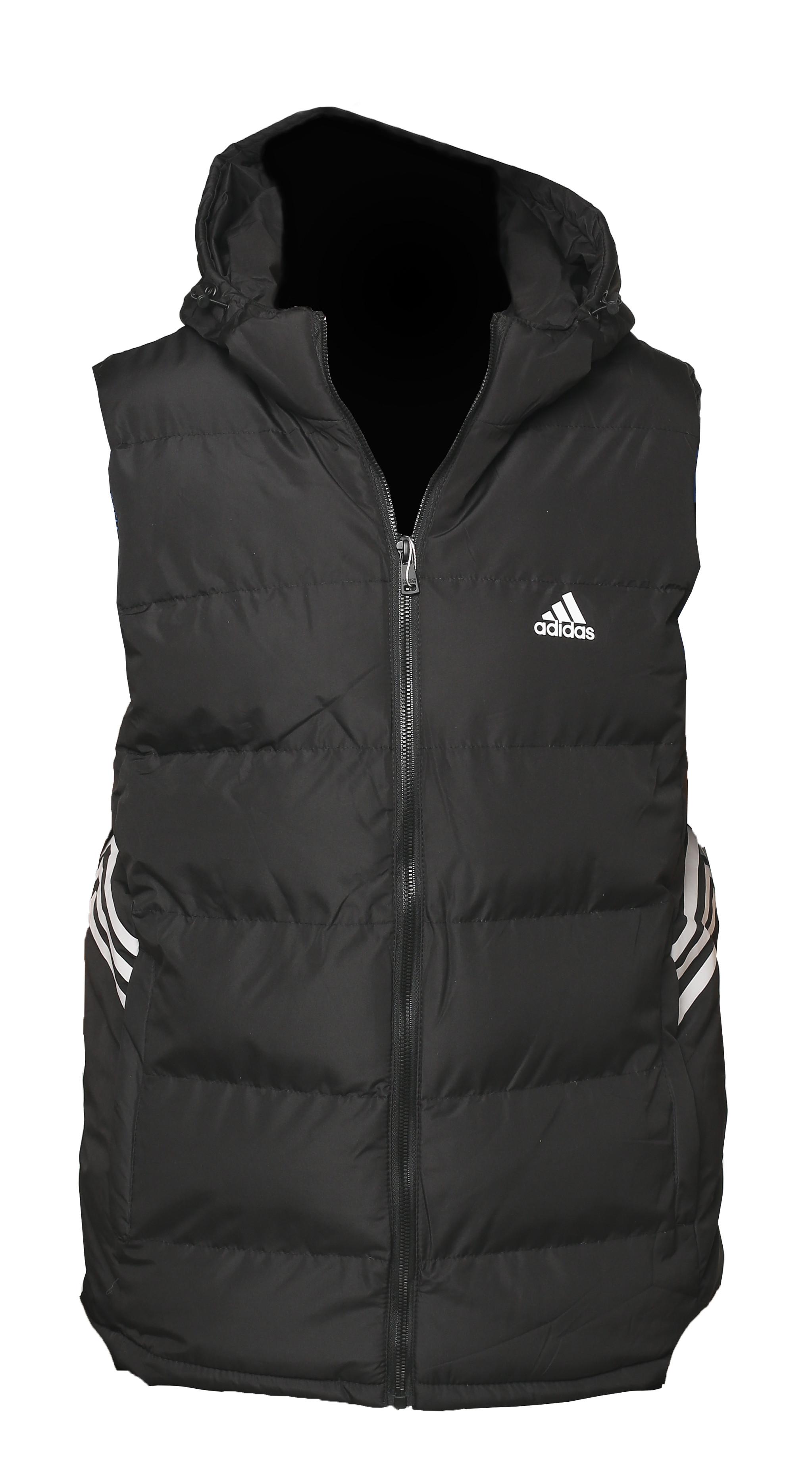 Утепленный жилет adidas perfomance black