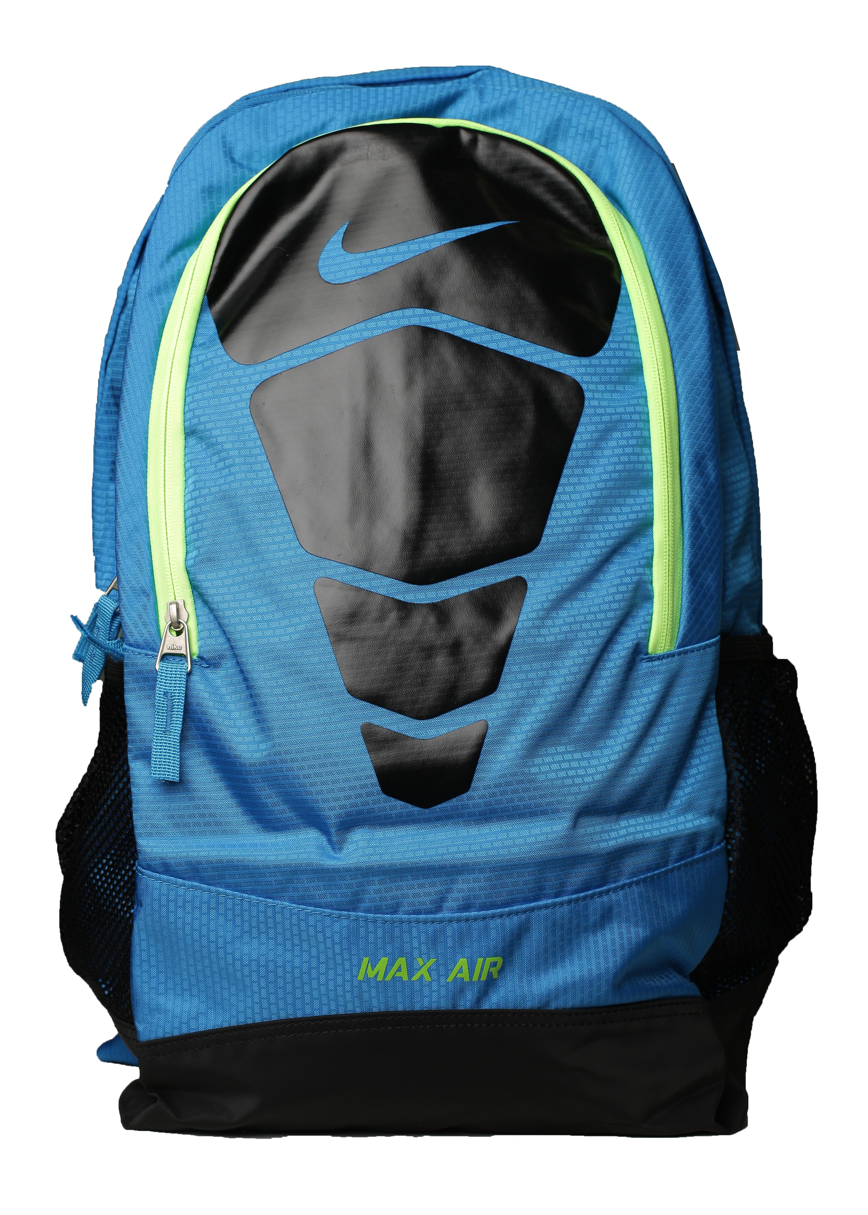 Рюкзак nike max air blue black