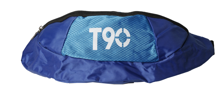 Сумка на пояс nike t90 blue