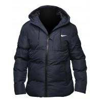 Куртка nike blue 811