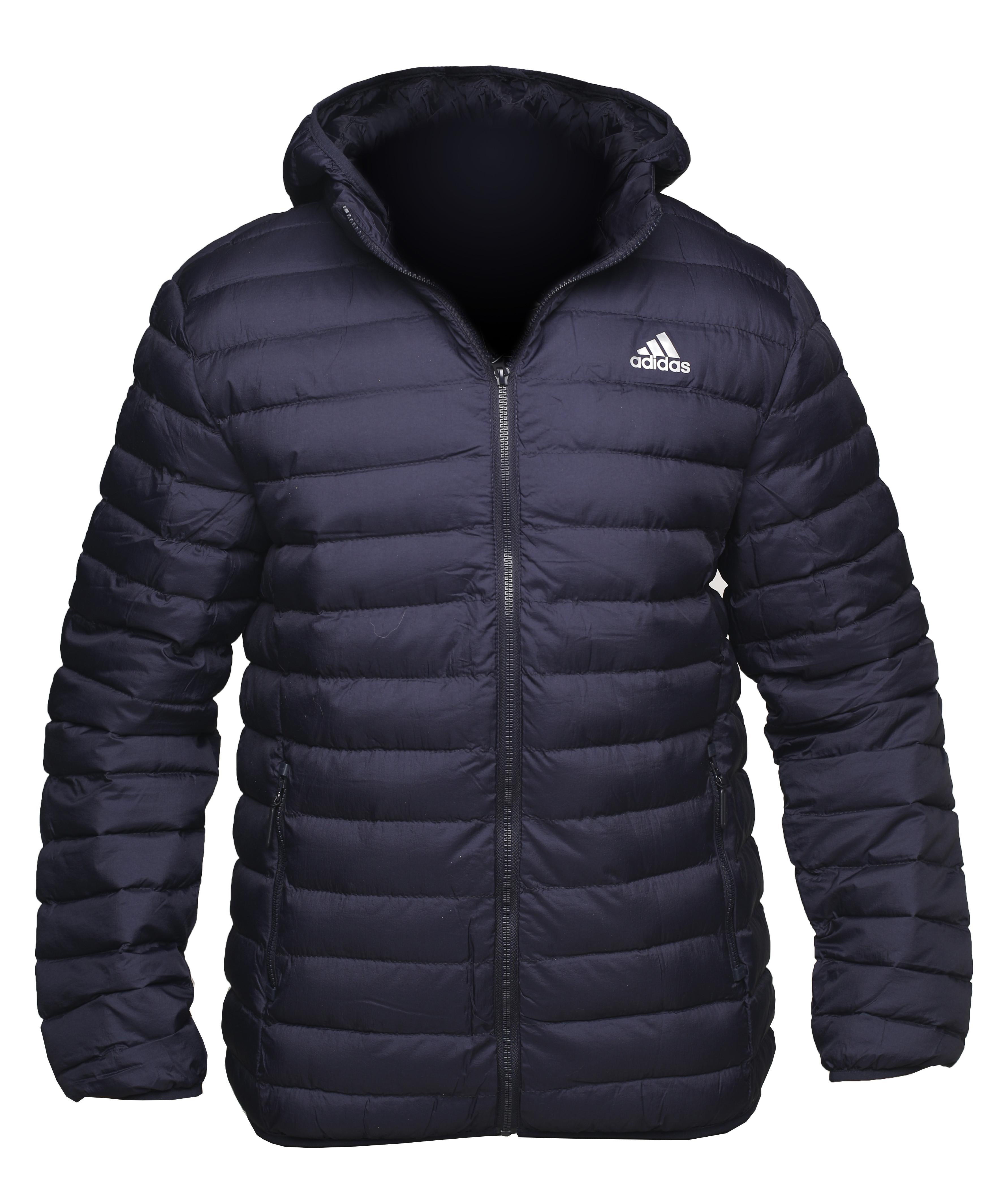 Куртка adidas perfomance blue