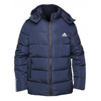 Утепленая куртка adidas perfomance clima 365 blue