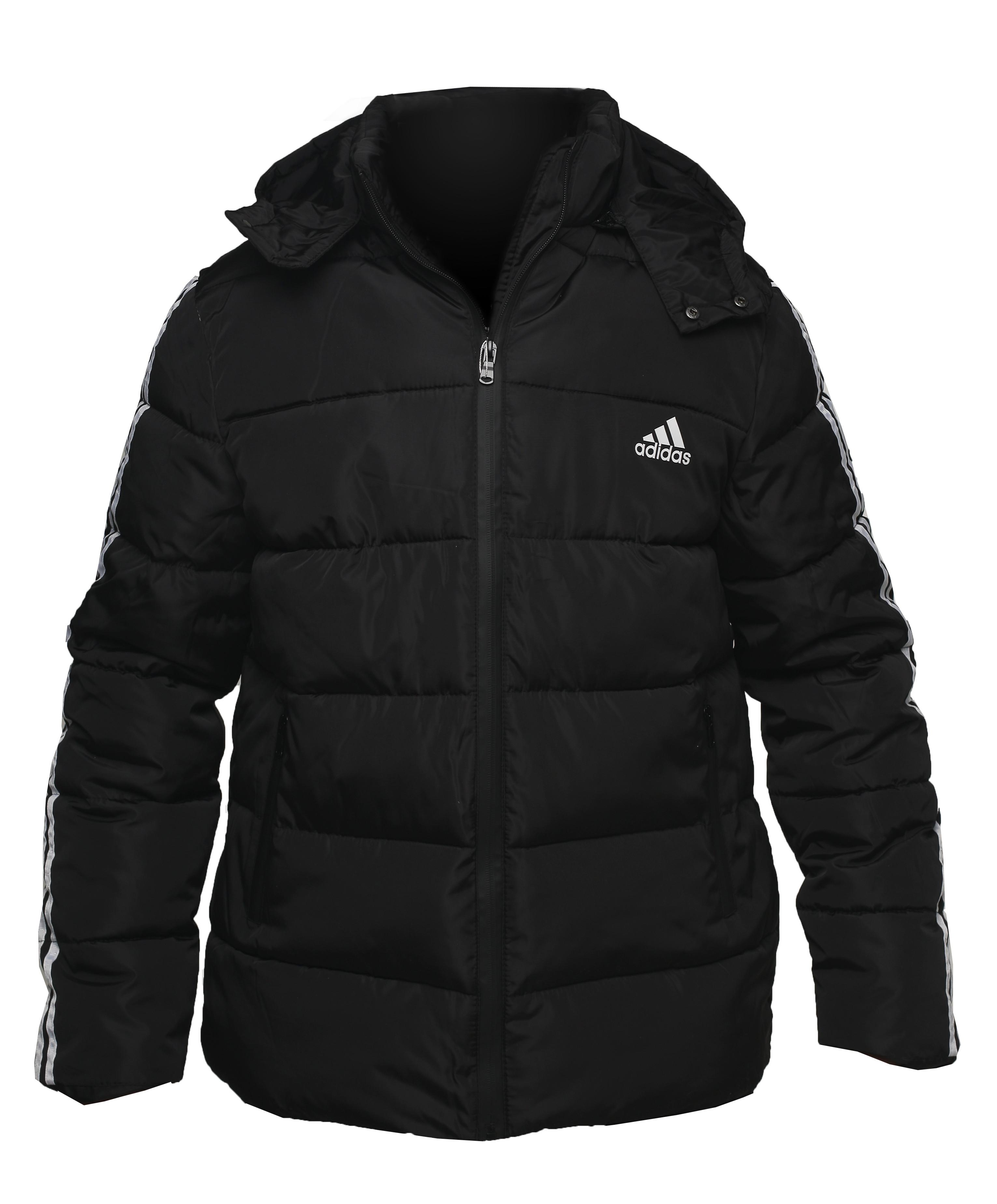 Утепленая куртка adidas perfomance clima 365 black
