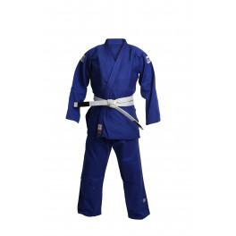 Кимоно для дзюдо noris white tiger blue