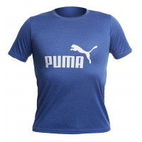 Футболка puma athletics sport blue