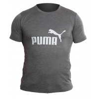 Футболка puma athletics sport dark grey