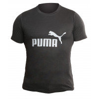 Футболка puma athletics sport black
