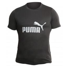 Футболка puma athletics sport black