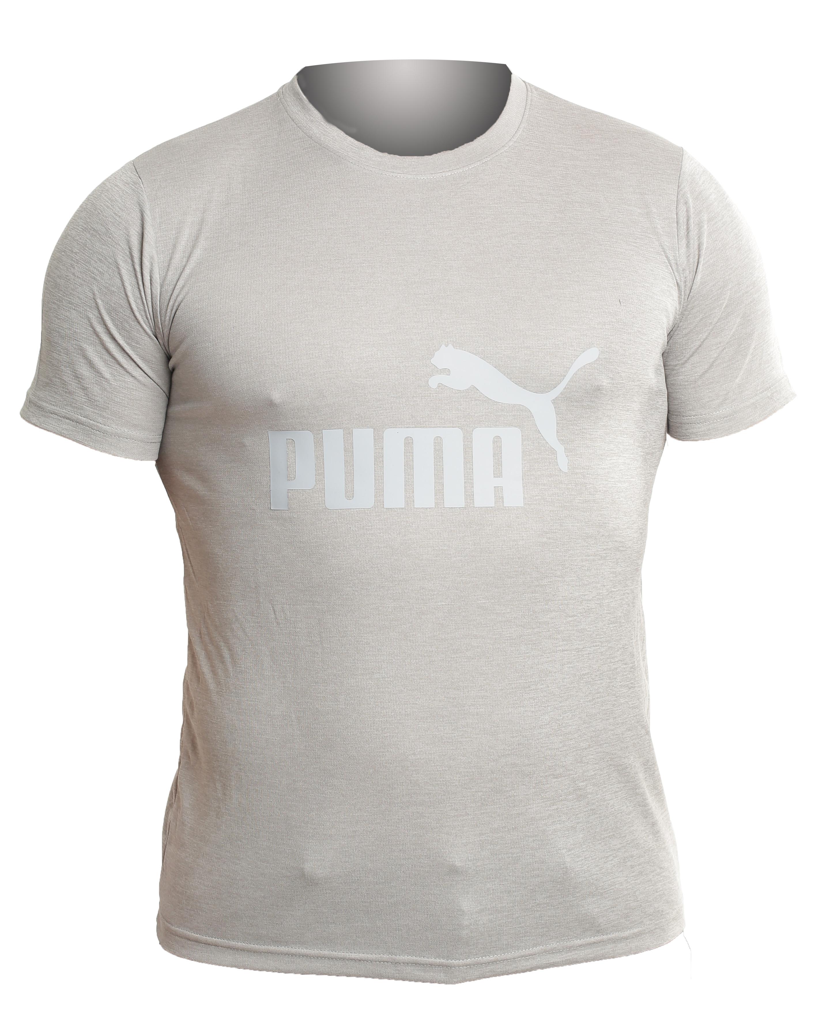 Футболка puma athletics sport grey