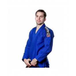 Кимоно для бжж tatami nova blue