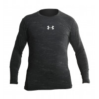 Рашгард under armour heat gear black