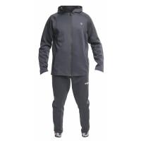 Мужской спортивный костюм fila classic grey