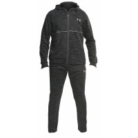 Мужской спортивный костюм under armour heat gear dark camo