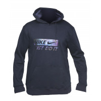 Худи nike just do it blue wd6621