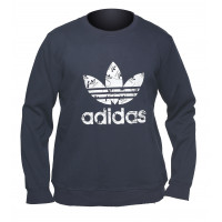 Свитшот adidas original blue wd7716