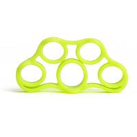 Тренажер для пальцев рук зеленый 3кг