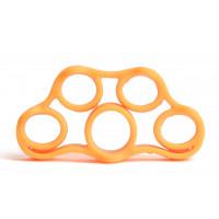 Тренажер для пальцев рук оранжевый 5кг