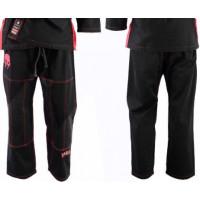 Штаны для gi bjj verus-black
