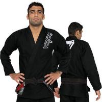 Кимоно для бжж venum contender 2.0 bjj gi - black (только куртка)