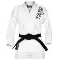 Кимоно для бжж venum contender 2.0 bjj gi - white (только куртка)