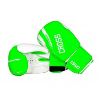 Боксерские перчатки cross comp 2p red