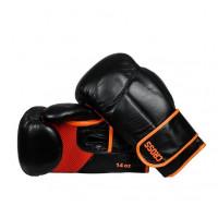 Боксерские перчатки cross freshair black 2n