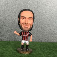 Фигурка звезды мирового футбола алессандро неста