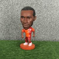 Фигурка звезды мирового футбола дидье дрогба