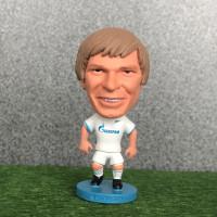 Фигурка звезды мирового футбола халк