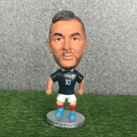 Фигурка звезды мирового футбола карим бензема