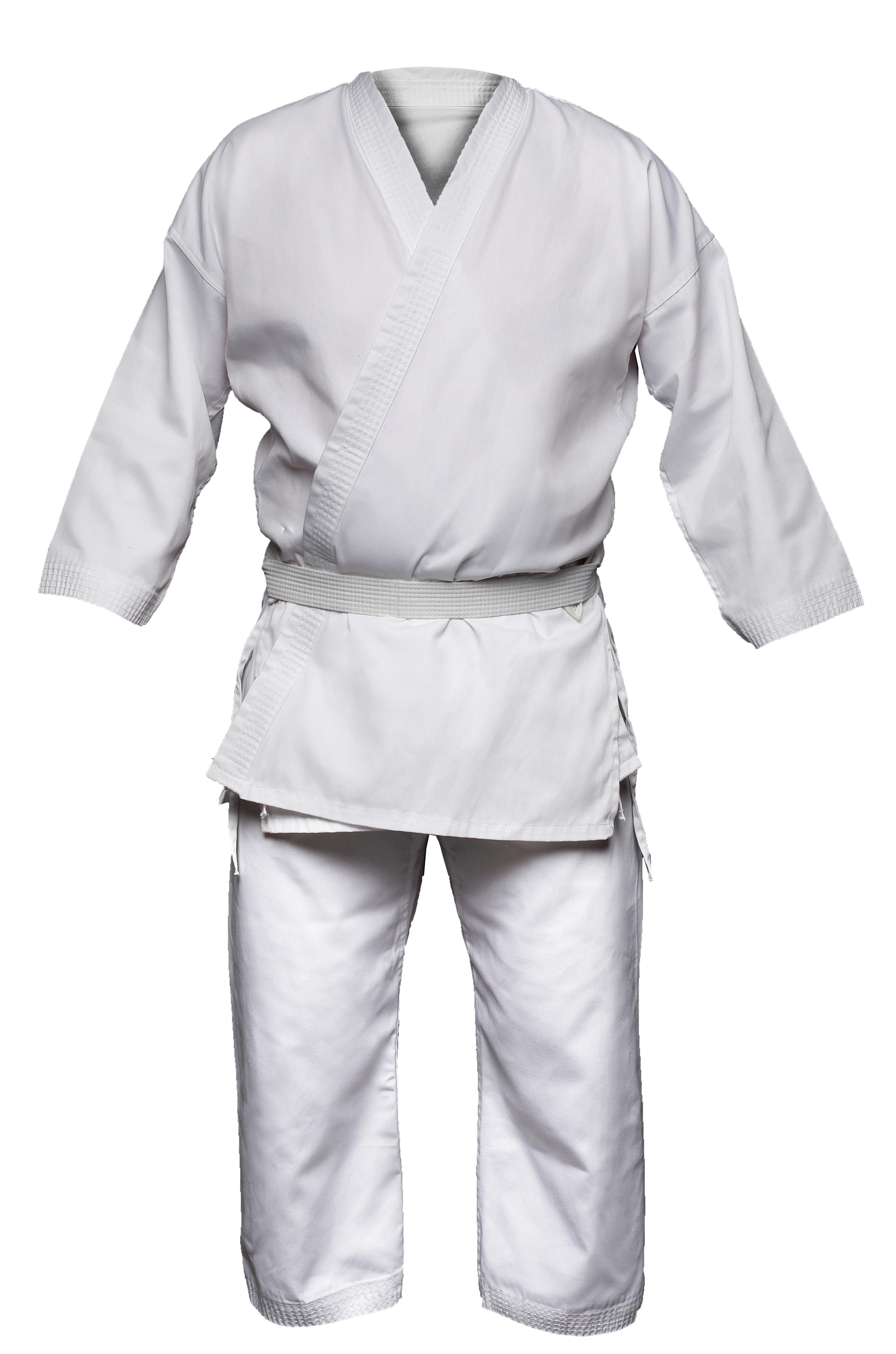 Кимоно тренировочное для каратэ wkf белое
