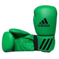Перчатки боксерские adidas speed 50 white