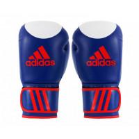 Перчатки боксерские adidas kspeed 200 wako blue
