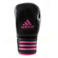 Перчатки боксерские adidas fpower 200 black purple