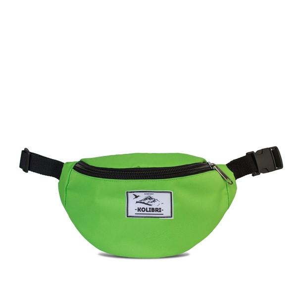 Поясная сумка kolibri neon green