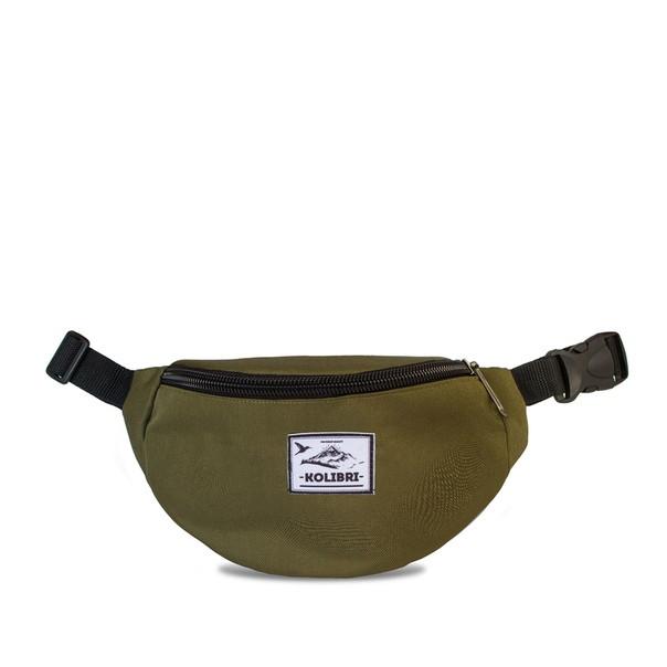 Поясная сумка kolibri khaki