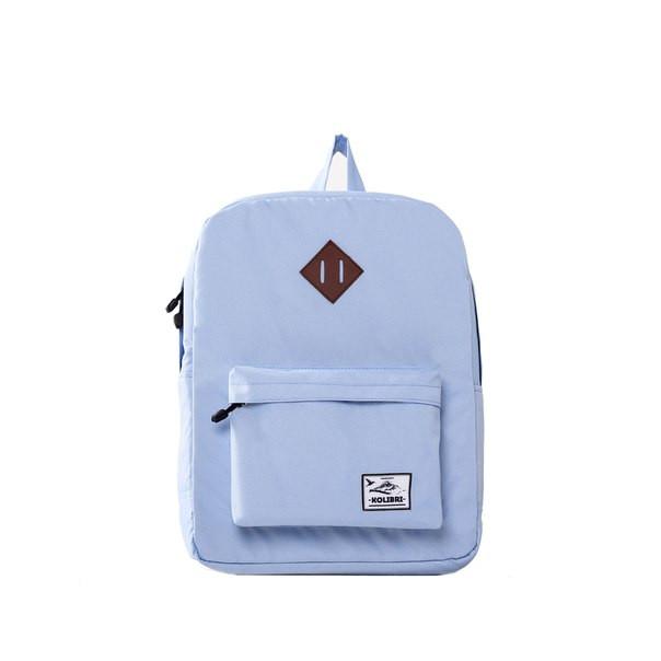 Рюкзак kolibri daypack classic light blue средний