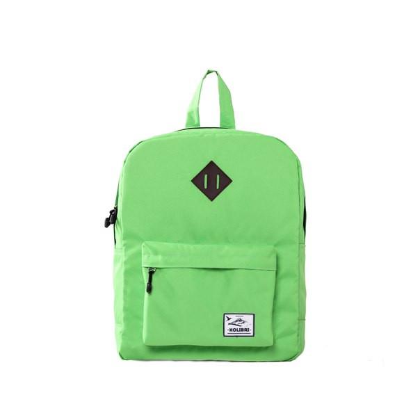 Рюкзак kolibri daypack classic light neon green средний