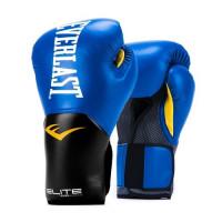 Перчатки тренировочные everlast elite prostyle blue
