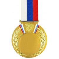 Медаль md rus 80 gold