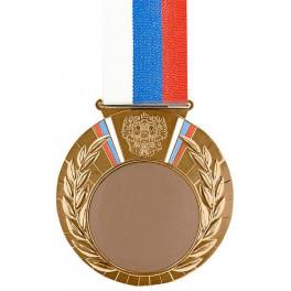 Медаль md rus 80 silver