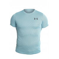 Футболка under armour heat gear green 47
