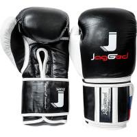 Перчатки боксерские jagged white