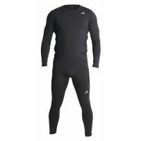 Спортивный комплект adidas perfomance black 1068
