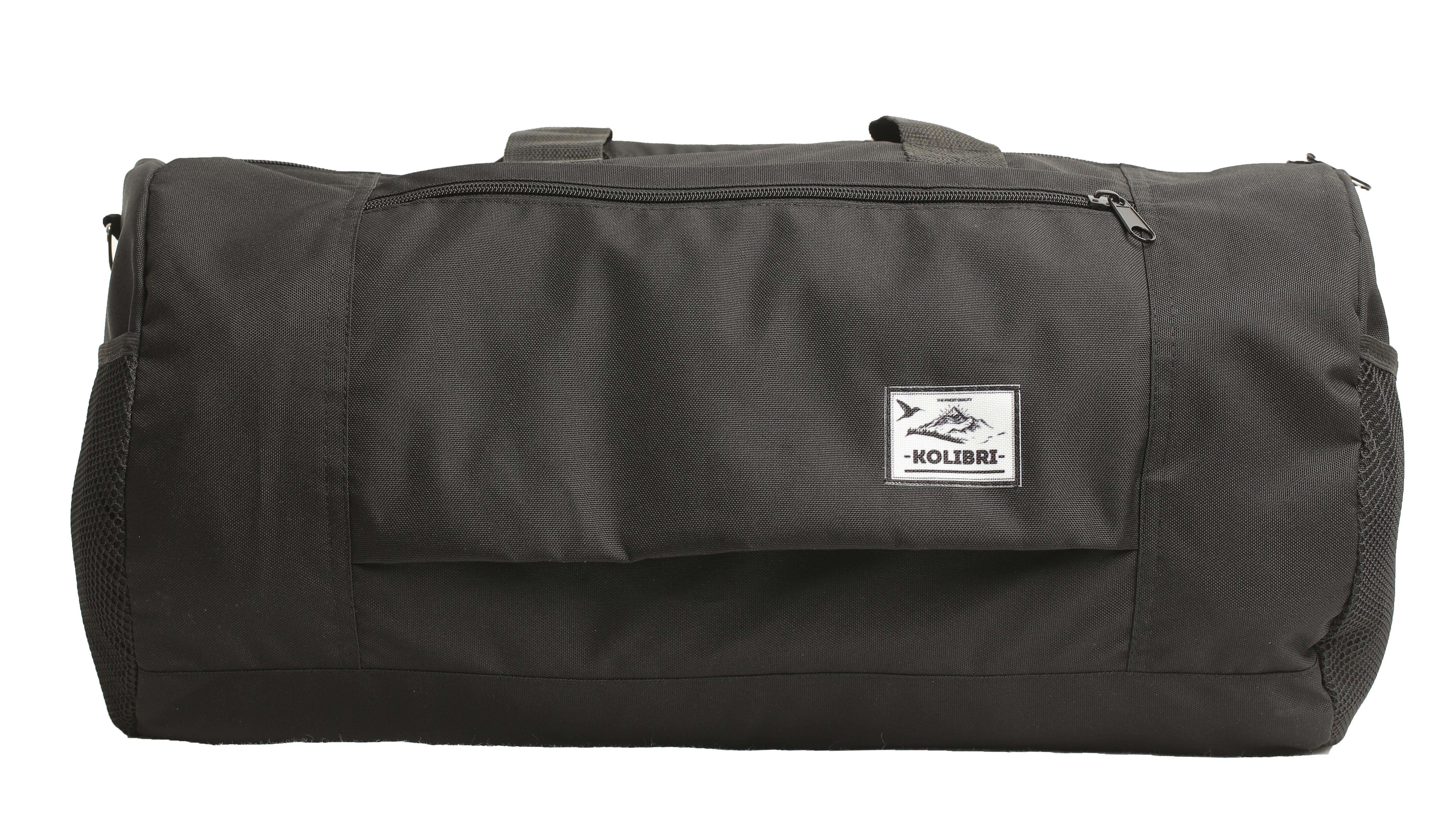 Спортивная сумка kolibri black