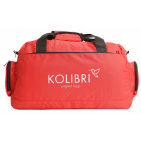 Спортивная сумка kolibri original bags red