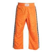 Штаны для кикбоксинга olympus orange
