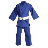 Кимоно для дзюдо dax blue триколор